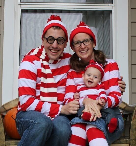 Family Halloween Costume Ideas - Simply Elliott