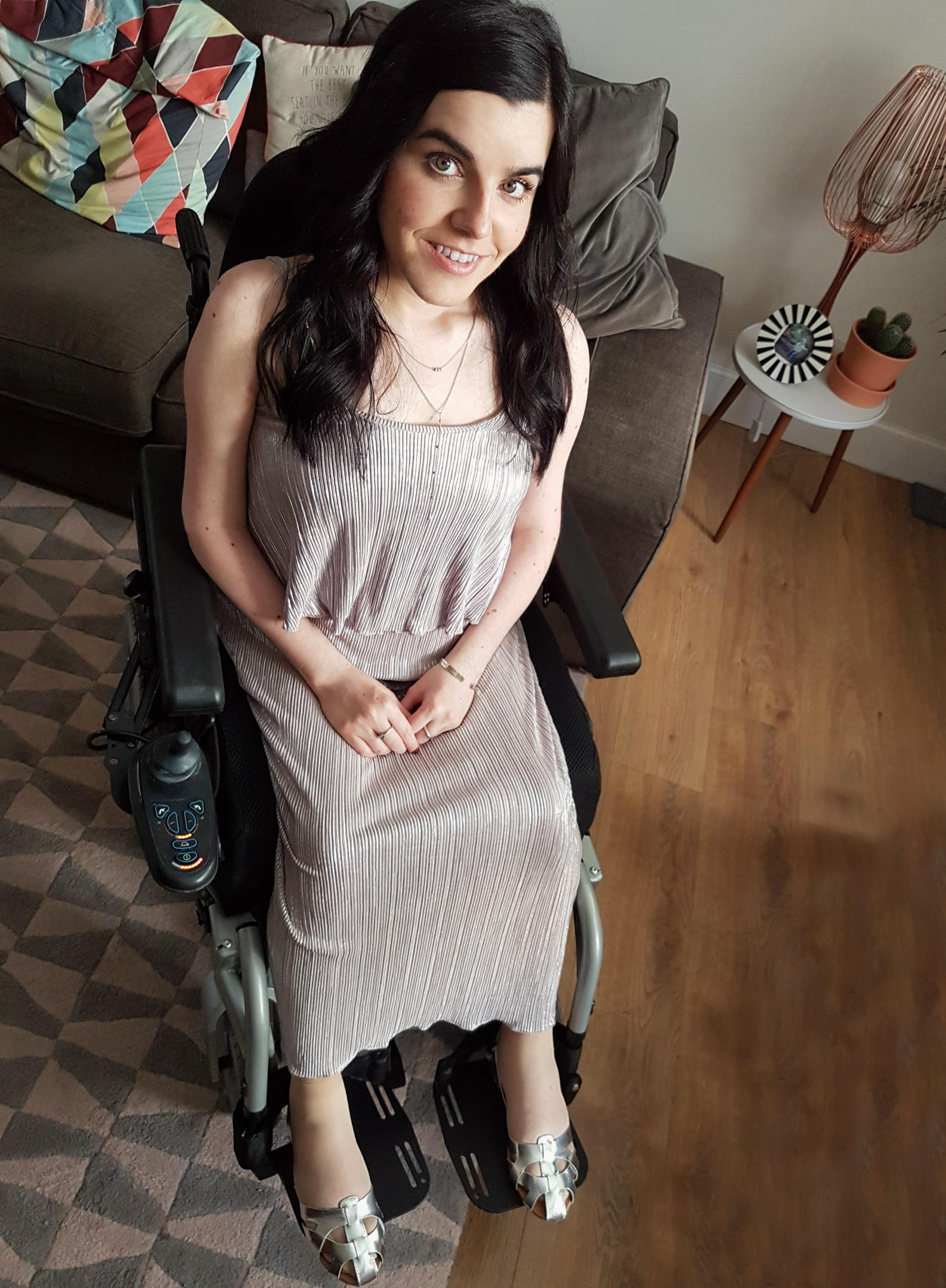 Wheelchair Fashion Finding the perfect dress  Simply Emma