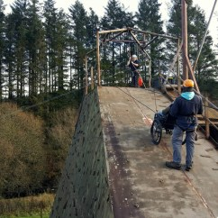 Wheelchair Zip Wire Best Office Chair For Bad Back Calvert Trust Kielder Zipwire Accessible Users Simply Emma