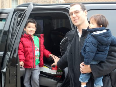 Five Things to Consider Before Purchasing a Family Car