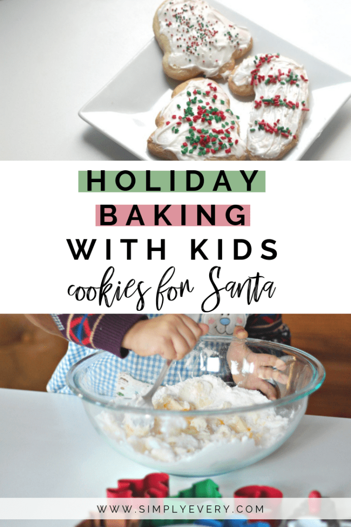 Holiday Baking for Pinterest Fail Moms: Cookies for Santa