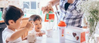 The Best 3-in-1 Smoothie that Your Kids will LOVE!