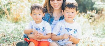 How to Be a Fashionable Mom with Evereve