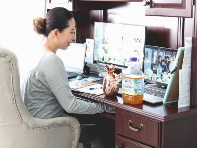 A Day in the Life: Work at Home Mom Edition
