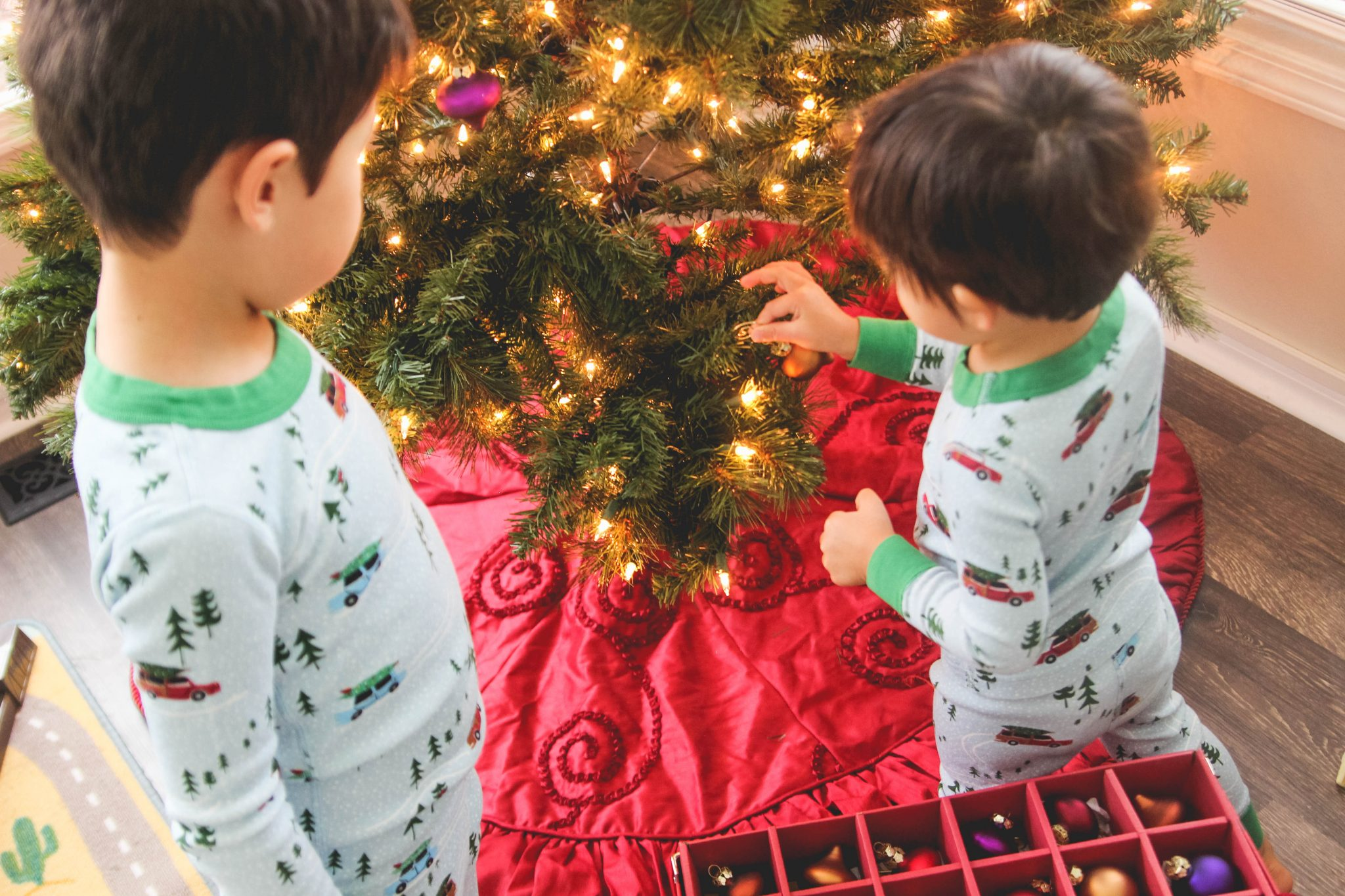 Teaching My Kids About the Gift of Giving