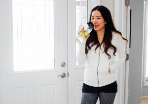 Postpartum Health Tips from A Mom of Three