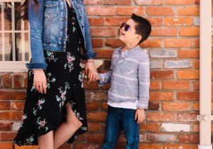 Step Forward into Kindergarten: Mommy & Me Sandals