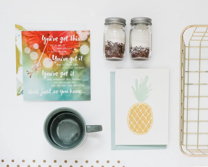 DIY Coffee Care Kit