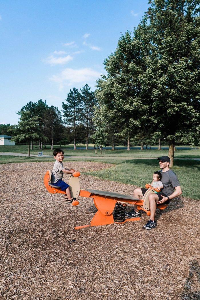 active play - active lifestyle family
