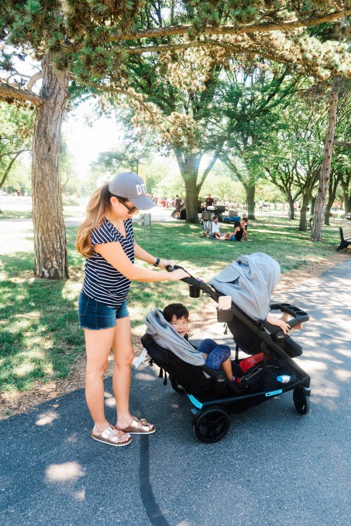 Must Have Baby Gear for trips with kids