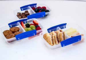 Easy No Heat School Lunches