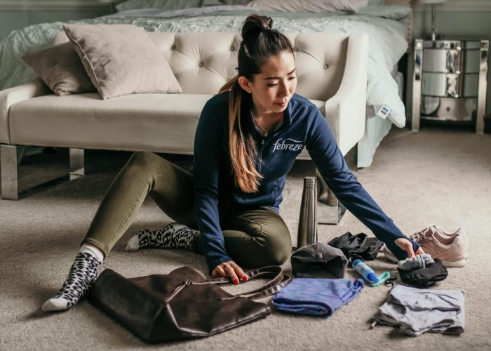 What's In My Gym Bag - Winter Edition by Simply Every