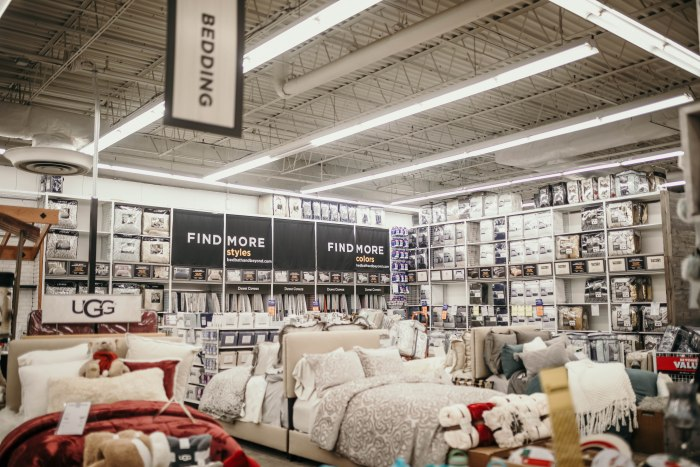 Bed Bath & Beyond & Virtual Bedding