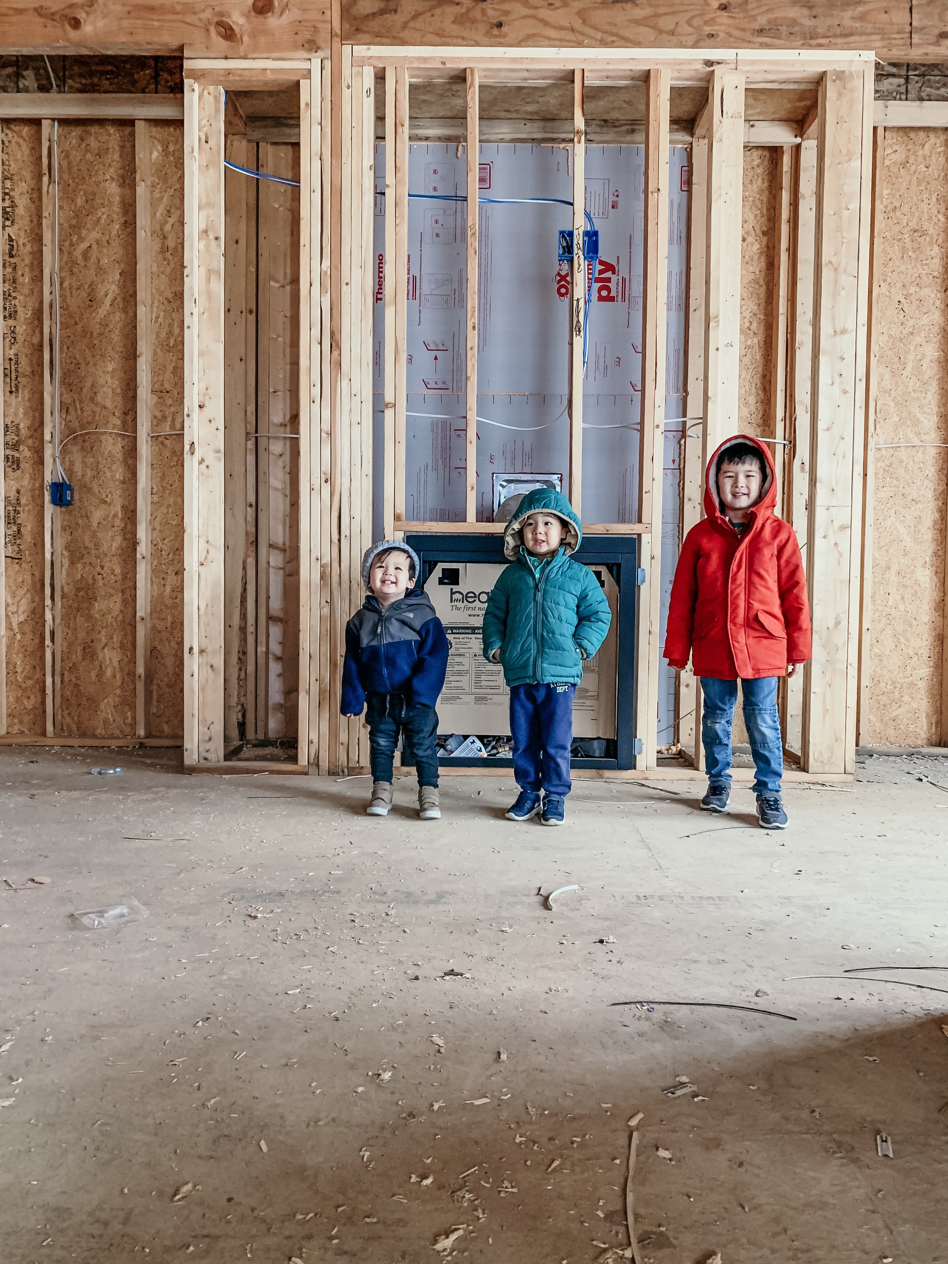 building a forever home
