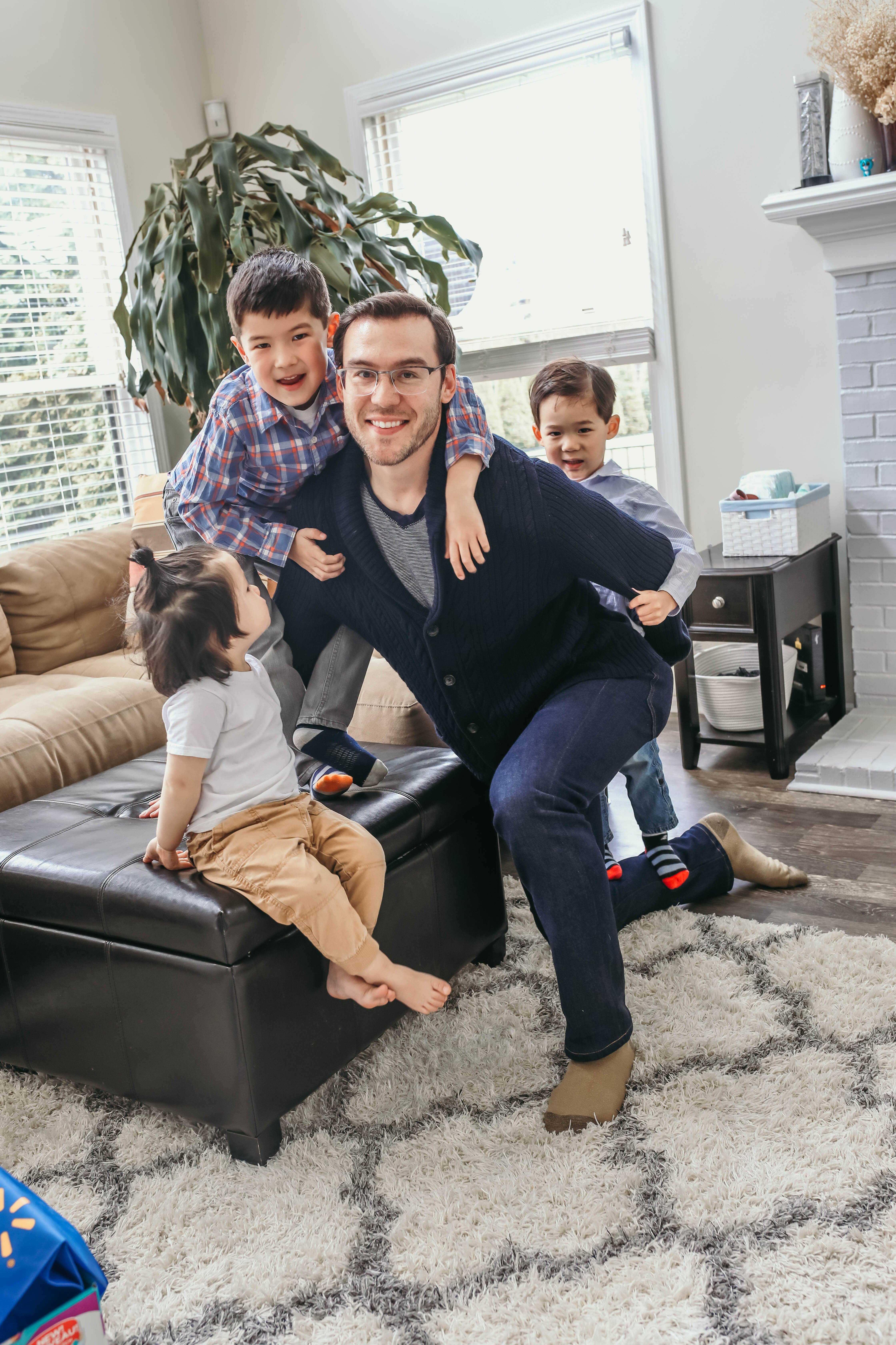 How to be the ultimate Modern Day Dad