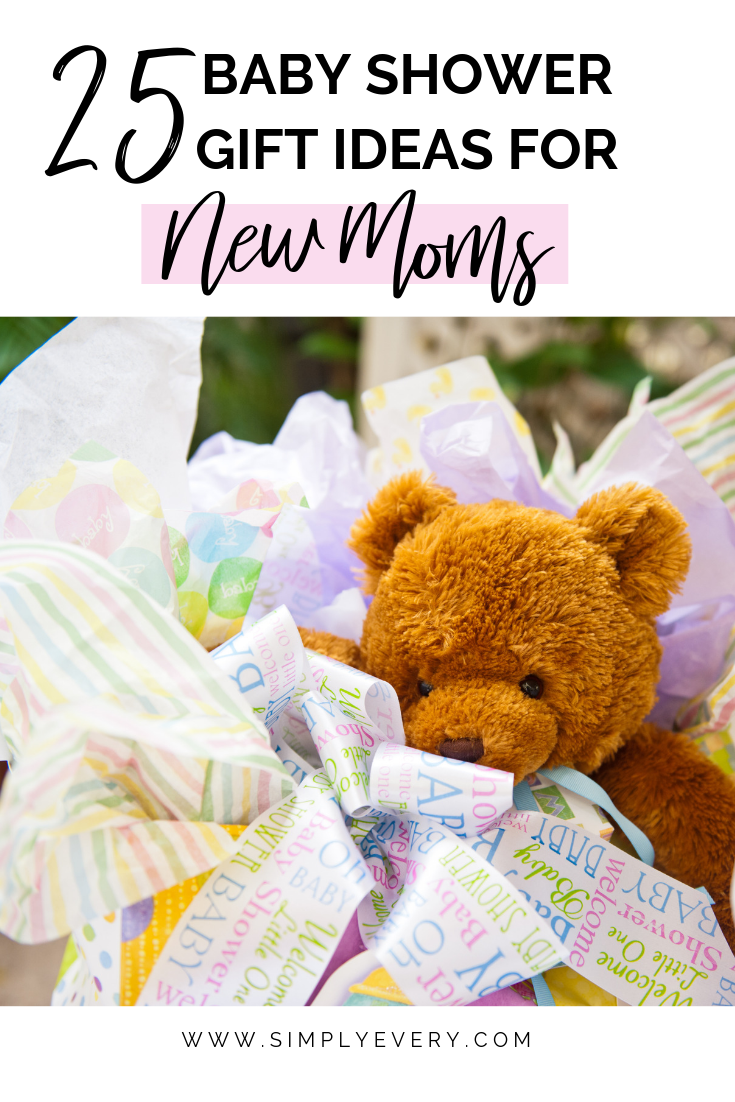 new mom baby shower gift ideas