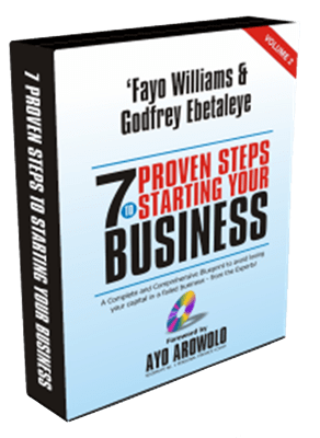 7 Proven Steps To Starting Your Business CD
