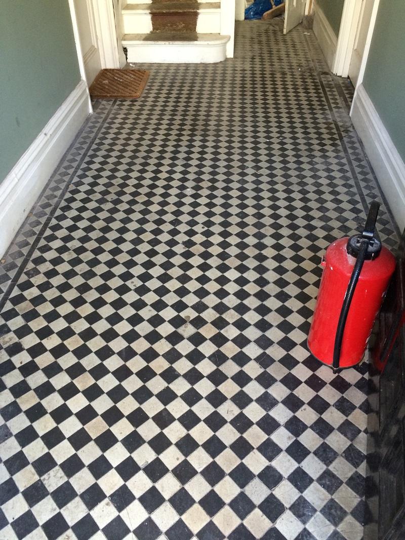vintage tile cleaning and restoration