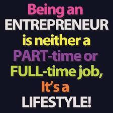Tanda Anda Cocok Menjadi Seorang Entrepreneur