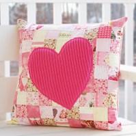 Valentine Love Pillow - Simply Fresh Vintage
