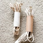5 Ways to Use Toilet Paper Rolls for Organizing