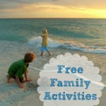 No Spend Challenge: Free Family Activities