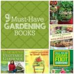 Some Vegetable Gardening Books to Consider