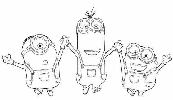 Free Printable Minions Activity Book... and more!