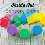 Frugal Fun: Inside Out Sensory Slime