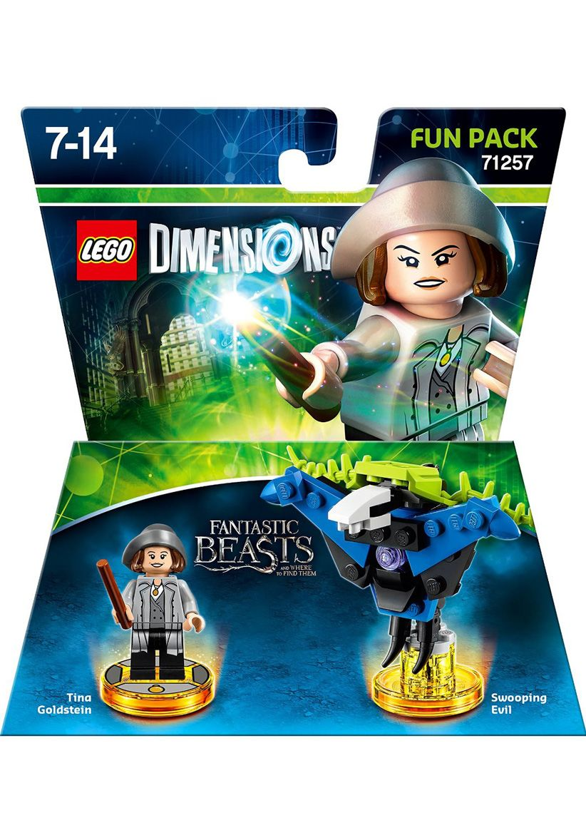 Lego Dimensions Fantastic Beasts Fun Pack On PS4 SimplyGames