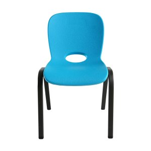 Lifetime 80475 Kids Stacking Chair (13 Pack), Blue