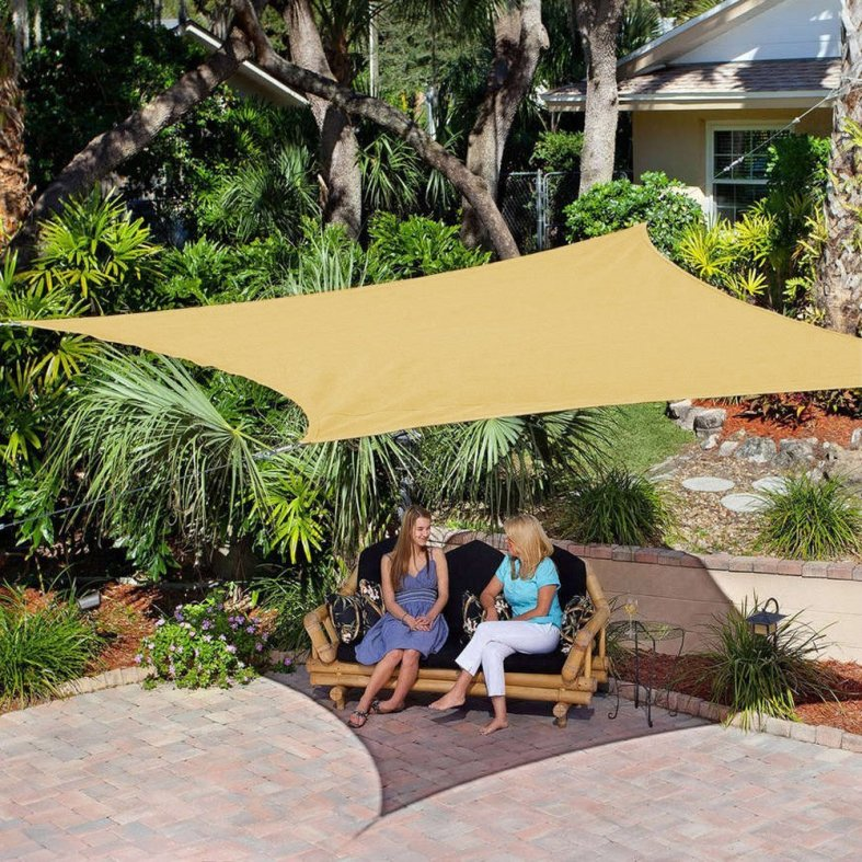 Top 5 Best Shade Sails - Simply Garden Life