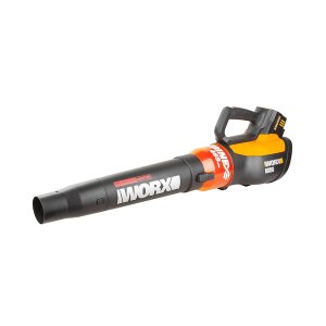 WORX TURBINE 56V Cordless Blower with Brushless Motor, 125 MPH and 465 CFM Output with TURBO Boost and Variable Speed – WG591