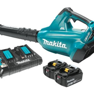 Makita XBU02PT 18V X2 LXT Lithium-Ion (36V) Brushless Cordless Blower Kit (5.0Ah)