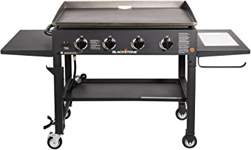 Blackstone 36 inch Outdoor Flat Top Gas Grill Griddle Station