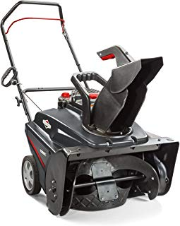 Briggs & Stratton 1222E Single Stage Snow Thrower