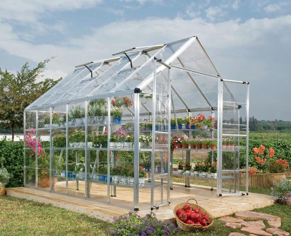 permanent greenhouse