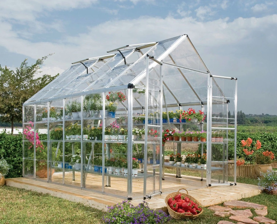 permanent greenhouse