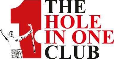 Logo vom THE HOLE IN ONE CLUB