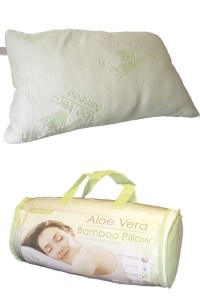 Aloe Vera and Bamboo Shredded Memory Foam Pillow