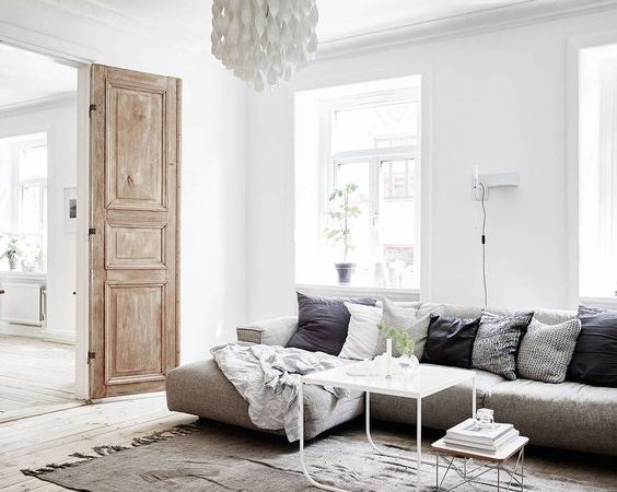 How to Get the Scandinavian Aesthetic in Your Living Room