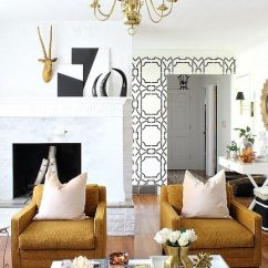 Art Deco Living Room Pictures Paint Colors Walls How To Get The Aesthetic In Your Simply Grove Via