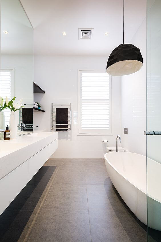 How to get the Minimalist Modern Aesthetic in Your