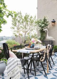 Modern Outdoor Dining Tables Under $800 - Simply Grove