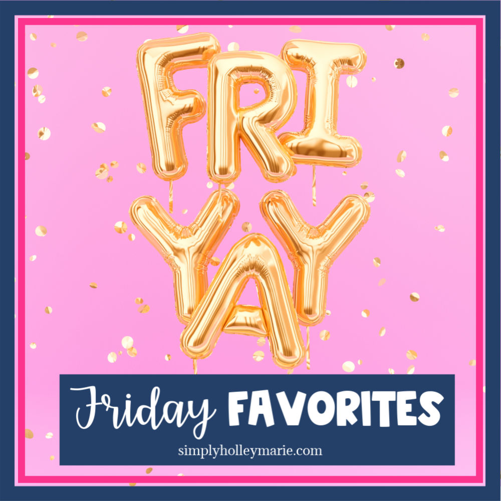 Friday Favorites-Fri-YAY balloons Simplyholleymarie.com