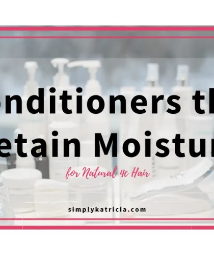 conditioners for 4c hair