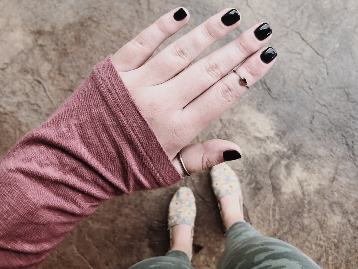 My Top Nail Colors for the Fall – Simply Kaylee Ann