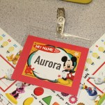Student Name Tags for the first day of school.