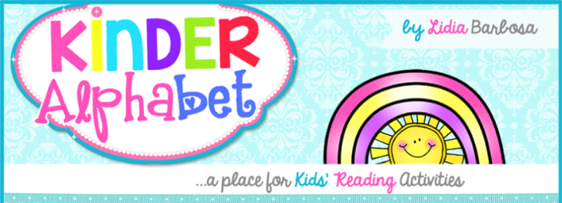 Kinder Alphabet - a great Facebook page to follow for Kindergarten teachers! Check out to see 9 others!