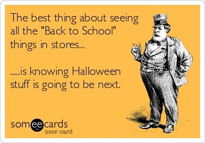 Back to school shopping meme. Great post with how much supplies you will need for your classroom for the year!